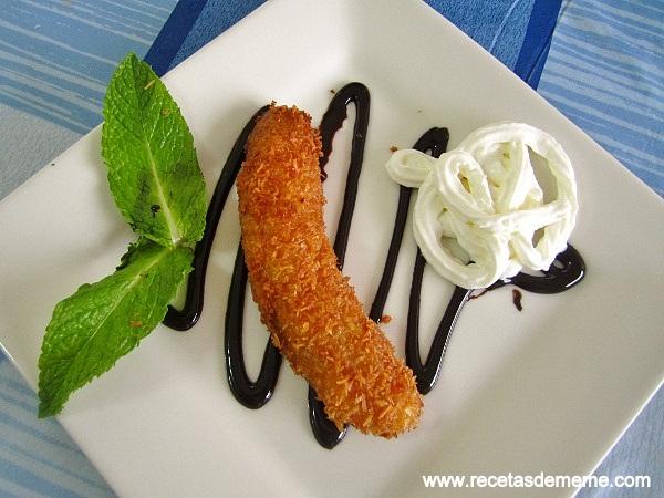 bananas-fritas-con-coco 7