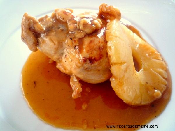 pollo-con-salsa-de-piña-y-miel (8)