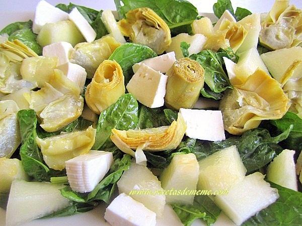Ensalada-de-espinacas-y-alcachofas (5)