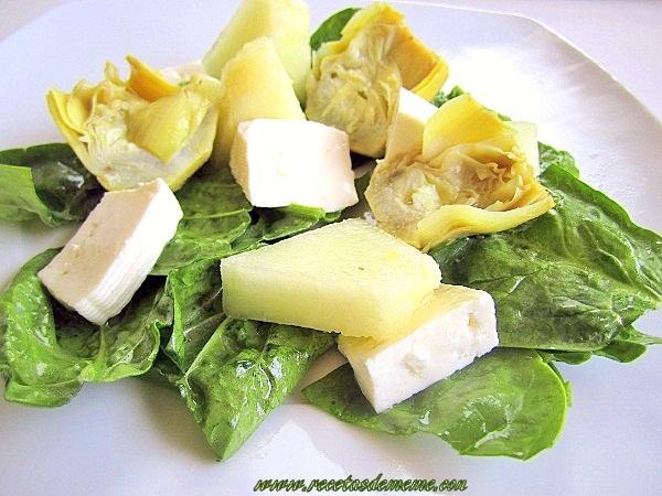 Ensalada-de-espinacas-y-alcachofas (6)